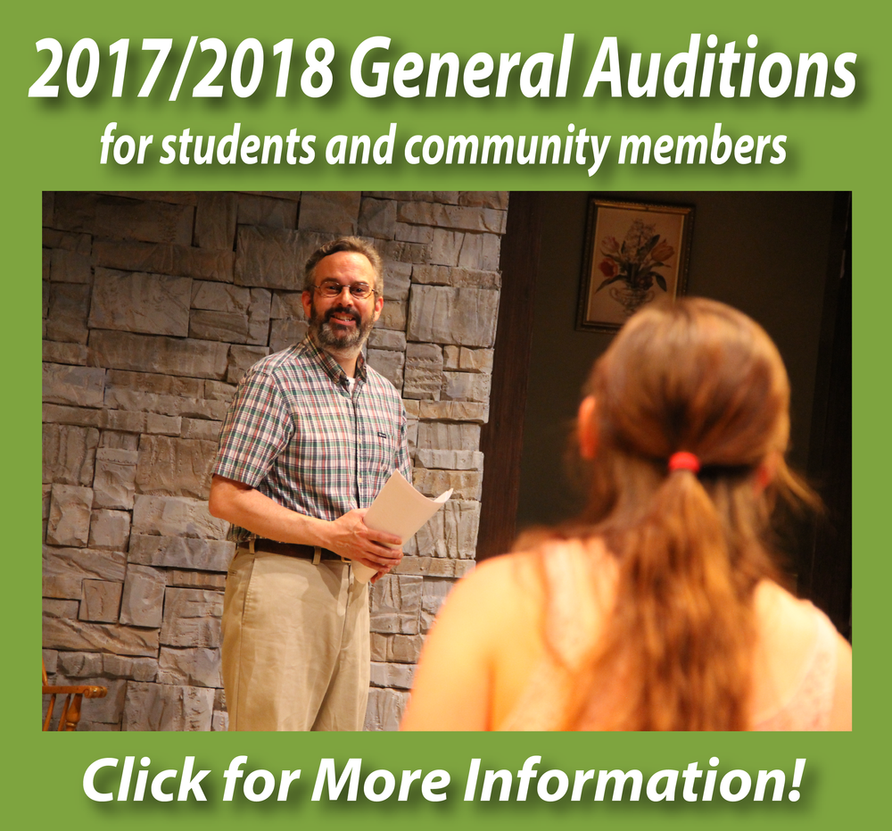 General Auditions