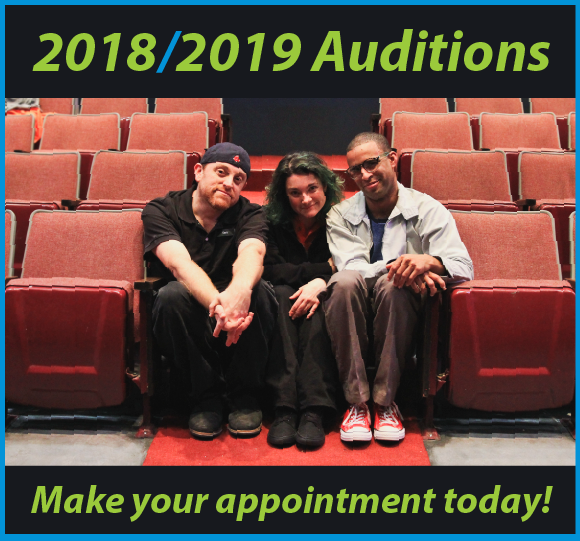 2018/2019 Auditions