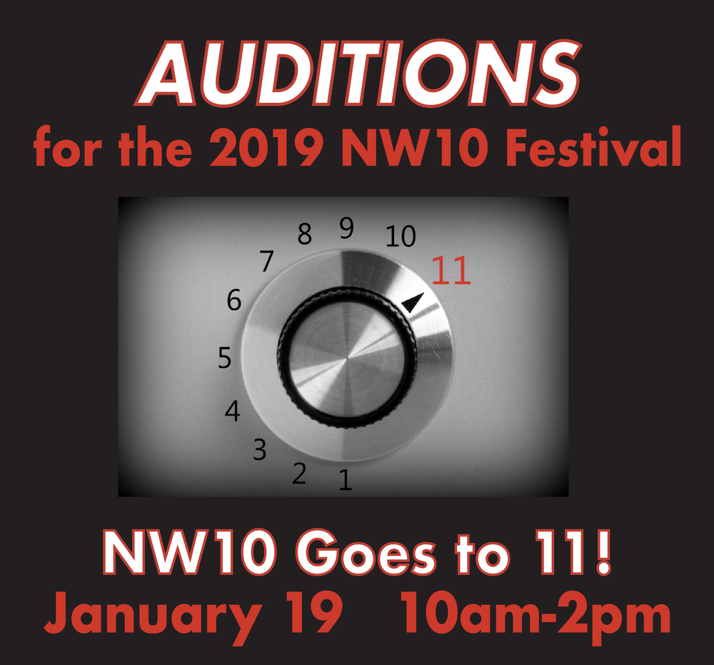 NW10 Auditions