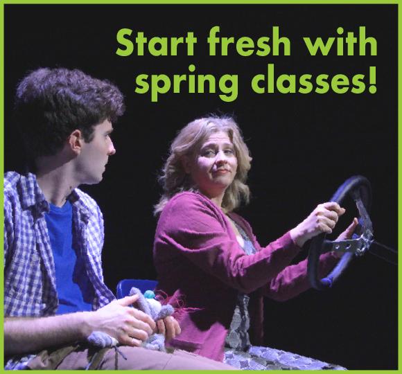 Spring Classes
