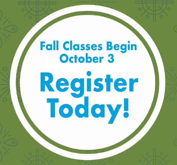 Fall 2021 Classes