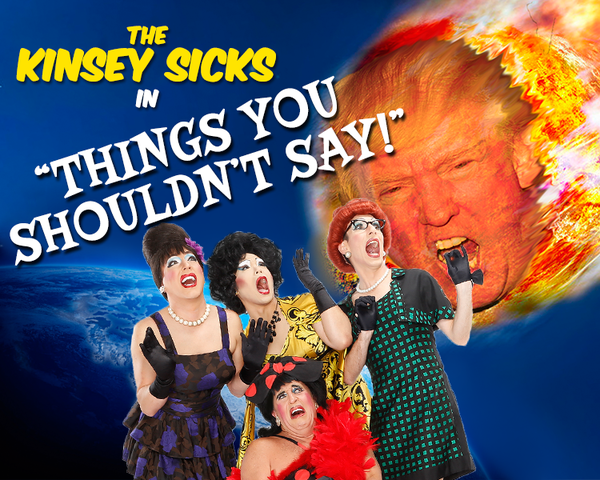 Image The Kinsey Sicks in THINGS YOU SHOULDN'T SAY!