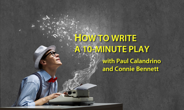 Image How To Write A 10-Minute Play