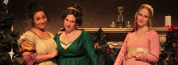 Image 2 Miss Bennet: Christmas at Pemberley
