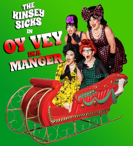 Image The Kinsey Sicks in OY VEY IN A MANGER