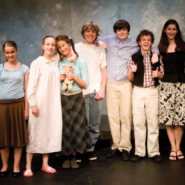 Image Summer Theatre Camp