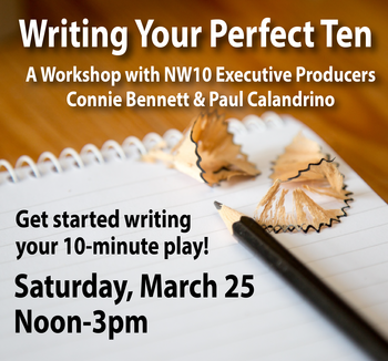 Writing Your Perfect 10 | Special Events