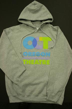 Grey hoodie (unisex)
